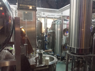 HOB Brewing Equipment